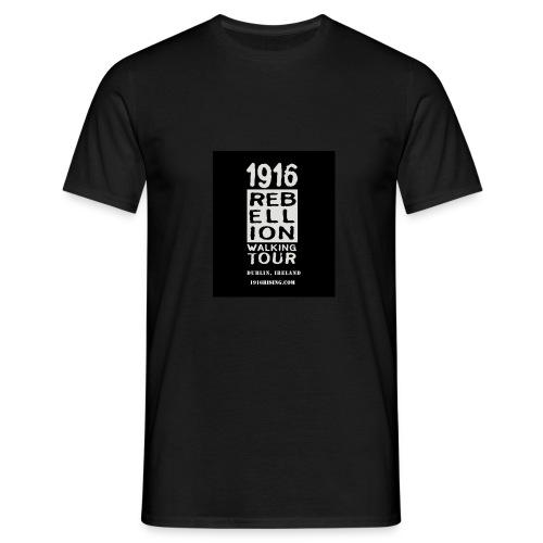 1916tshirt jpg - Men's T-Shirt