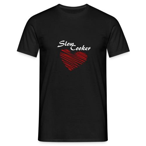 Slow Cooker - Männer T-Shirt