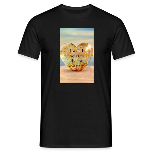 """""""I wish i was on the for you page"""" islanders merch - Men's T-Shirt"""