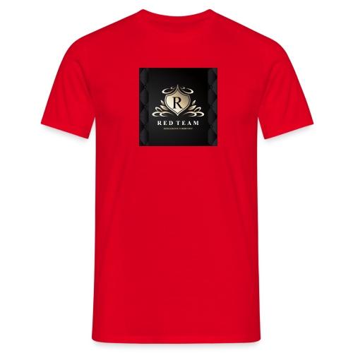Red Team by Redzaman45 - T-shirt Homme
