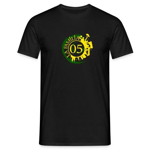 LaFamilia05 LogoRund png - Männer T-Shirt