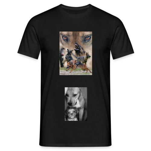 Cyno passion - T-shirt Homme
