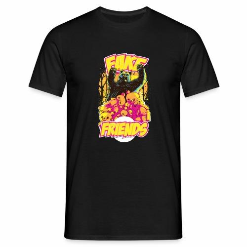 Fake Friends - Männer T-Shirt