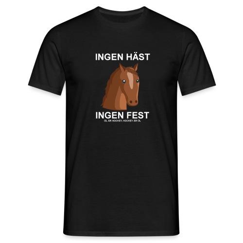 haestfest - T-shirt herr