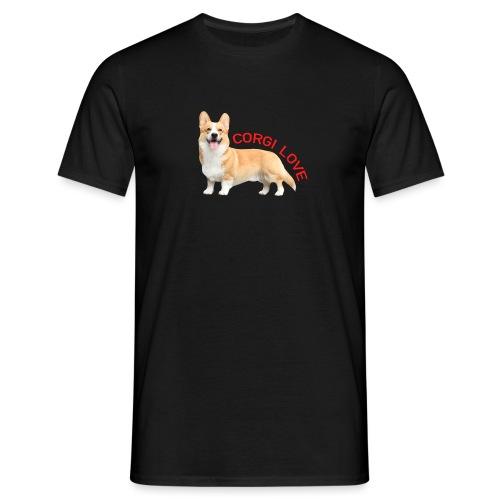 CorgiLove - Men's T-Shirt