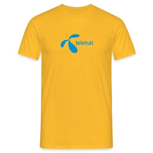 Teletull - Men's T-Shirt