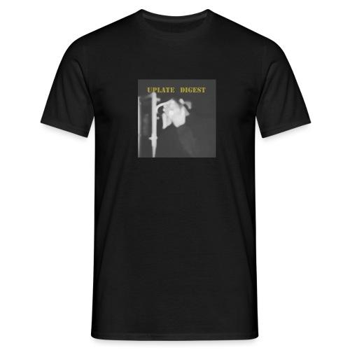 Uplate Digest Merchandise - Men's T-Shirt