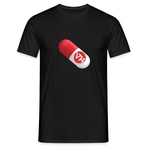 logo píldora v714 1080x1080 - Camiseta hombre