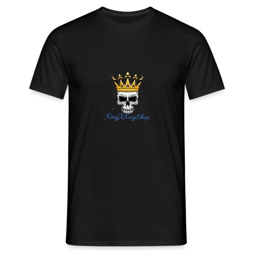 KingKaij Logo - Männer T-Shirt