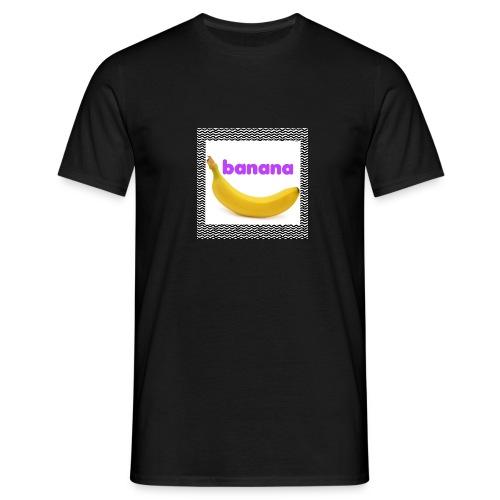 Banaani - Miesten t-paita