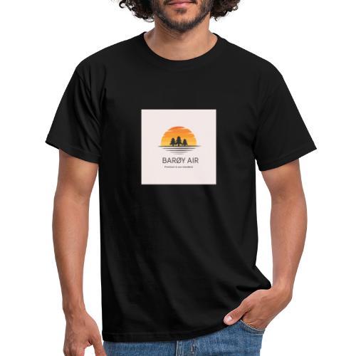 Roblox Airline Barøy Air - Men's T-Shirt