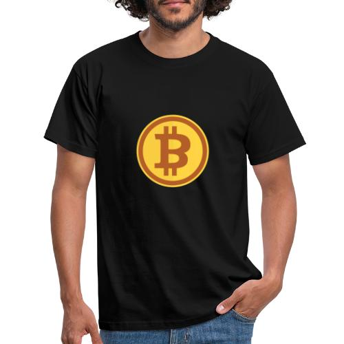 Bitcoin - Männer T-Shirt