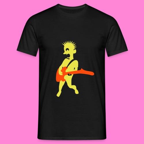 Kaygood guitar kid - Mannen T-shirt