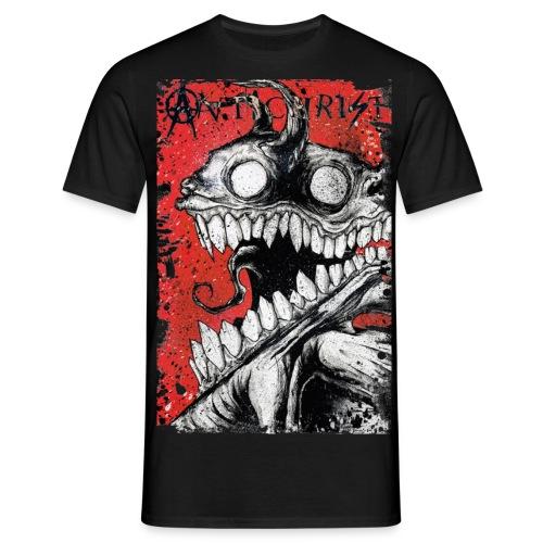 doublehead demon - Männer T-Shirt