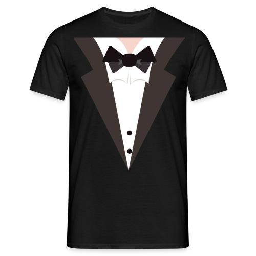 tuxedo - Camiseta hombre