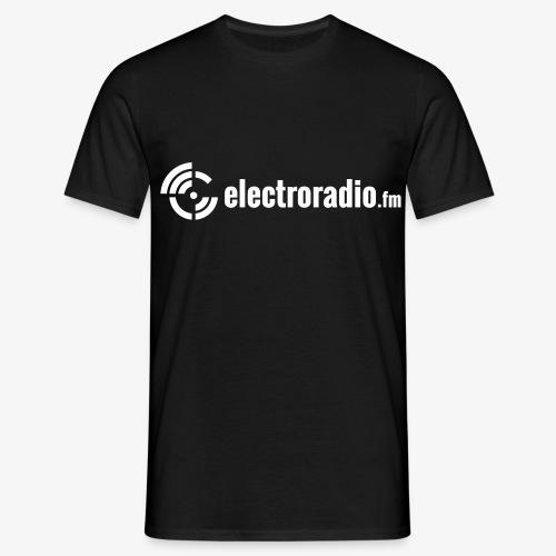 electroradio.fm - Männer T-Shirt