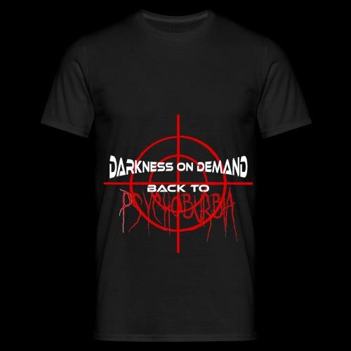 DoD Back to Psychoburbia - Männer T-Shirt