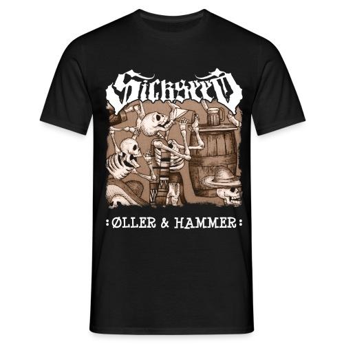 Øller & Hammer - Herre-T-shirt