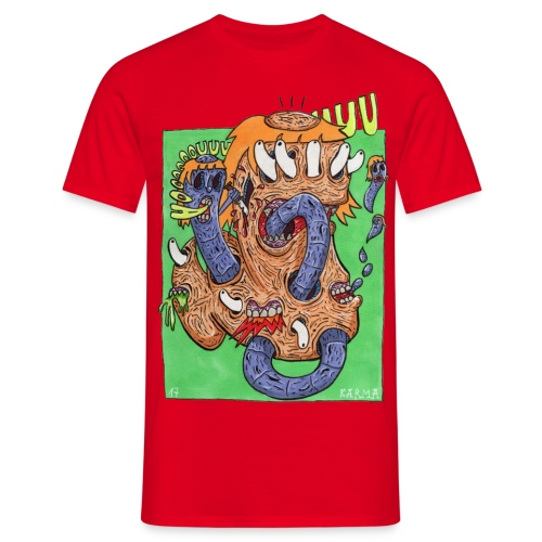 Vermulet Youhouuuuuuu - T-shirt Homme