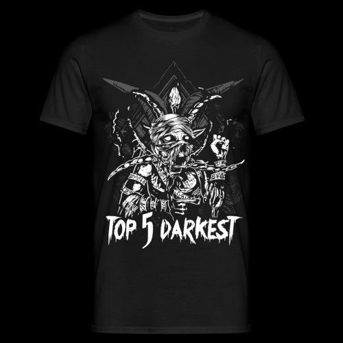 Top 5 Darkest - Men's T-Shirt