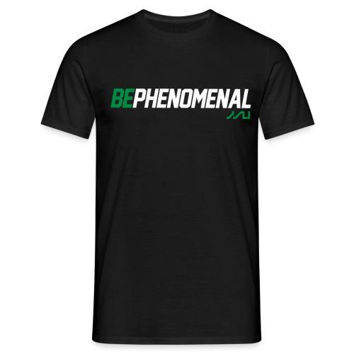 BePhenomenal motivational fitness T-Shirt - Men's T-Shirt