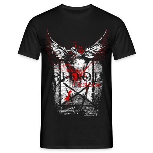 RAVEN | BLOOD SCREAM - Männer T-Shirt