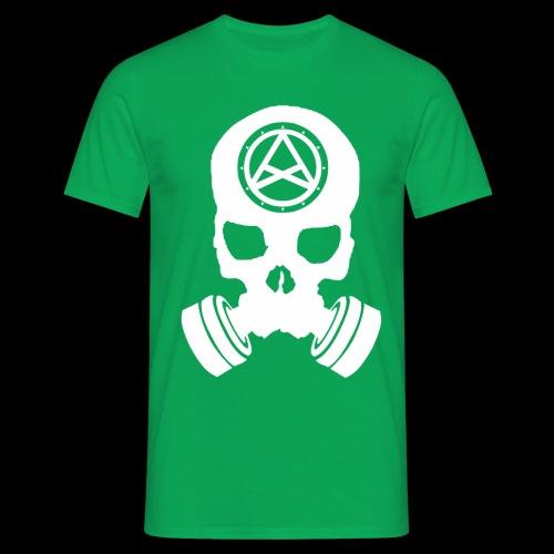 Nether Skull - Maglietta da uomo