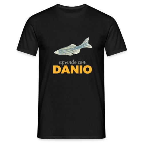 Camisetas Danio Aprende con Danio - Camiseta hombre
