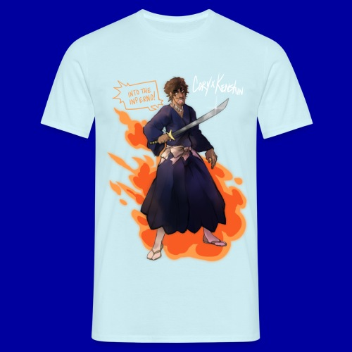 TO THE INFERNO! - Men's T-Shirt