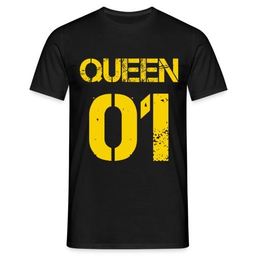 Queen - Koszulka męska