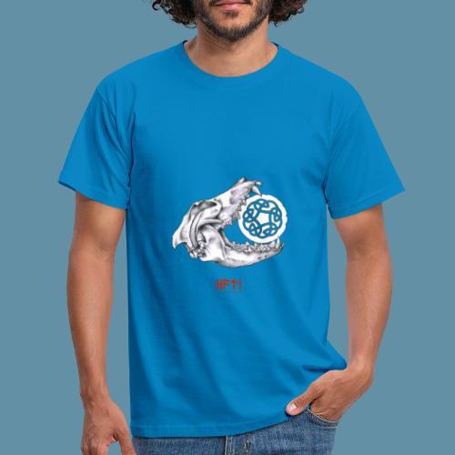 Hati skull png - Maglietta da uomo