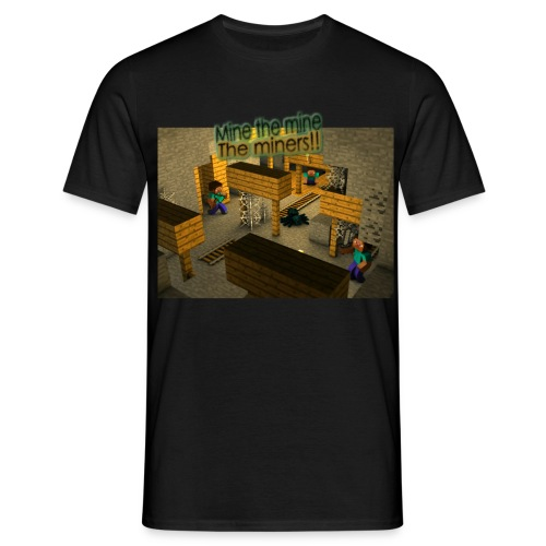 miners png - Camiseta hombre