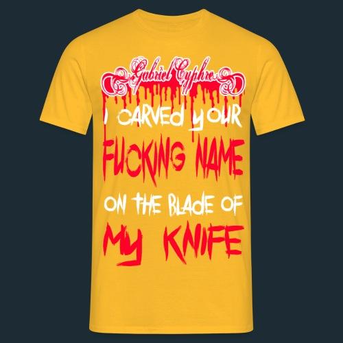 Modello 30 png - Men's T-Shirt