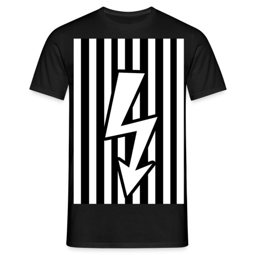 electric baseball png - T-shirt Homme