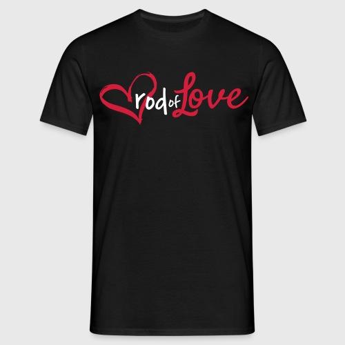 Rod of Love - Men's T-Shirt