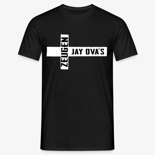 ZEUGEN JAY OVA´S Design White - Männer T-Shirt