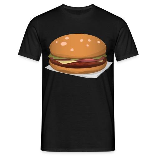 hamburger-576419 - Maglietta da uomo