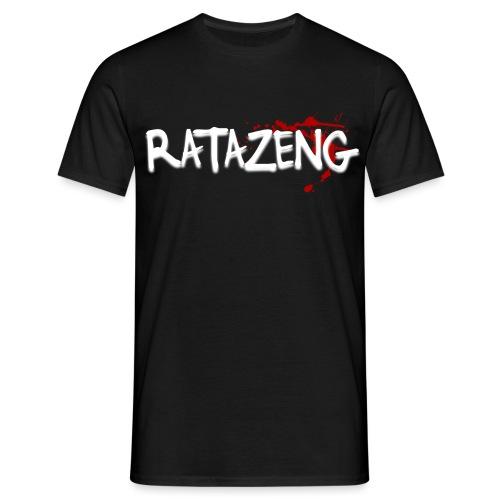 ratazeng-weiß - Männer T-Shirt