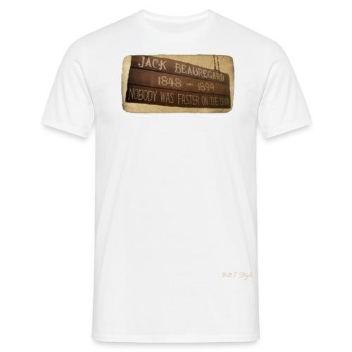 Beauregard - Men's T-Shirt