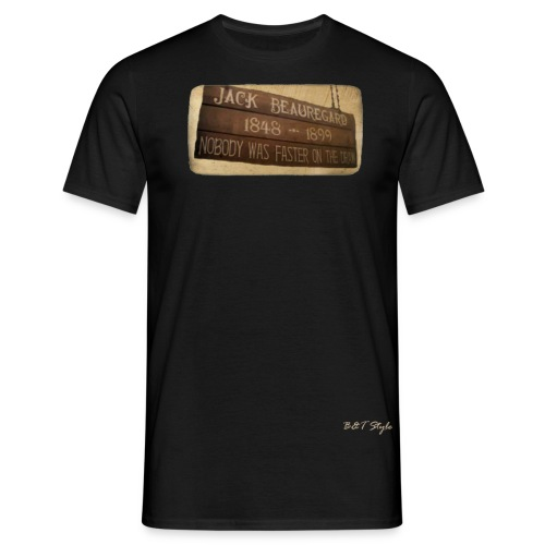 Beauregard - Men's T-Shirt