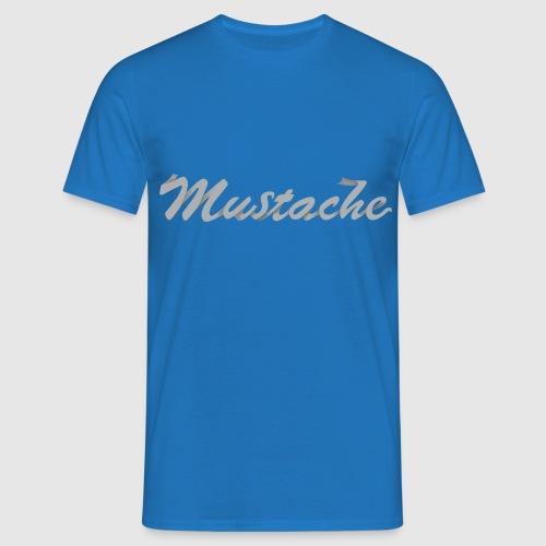 White Lettering - Men's T-Shirt