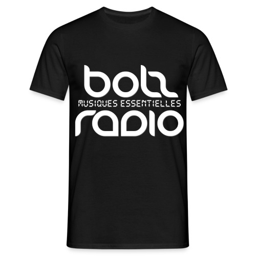 bolzradiobig png - T-shirt Homme