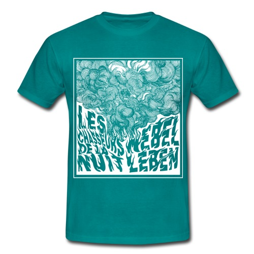 Nebel Leben White - Men's T-Shirt
