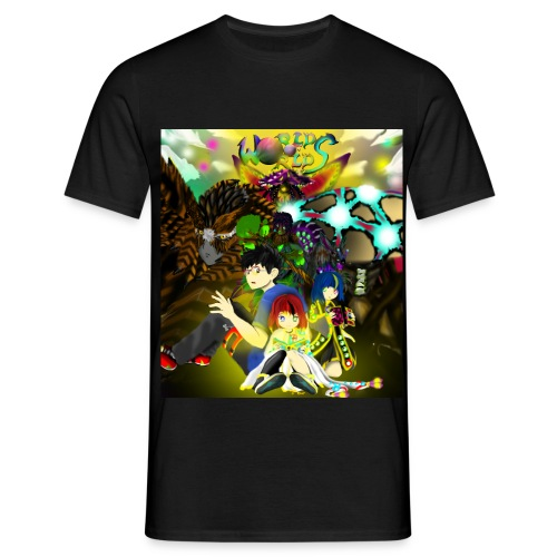 WORLD OF WORLDS THE FALL - Camiseta hombre