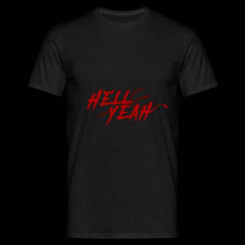 Hell Yeah - Mannen T-shirt