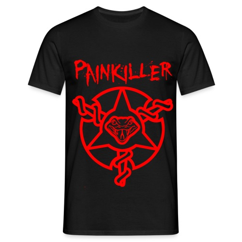 Painkiller Movie Title - Men's T-Shirt