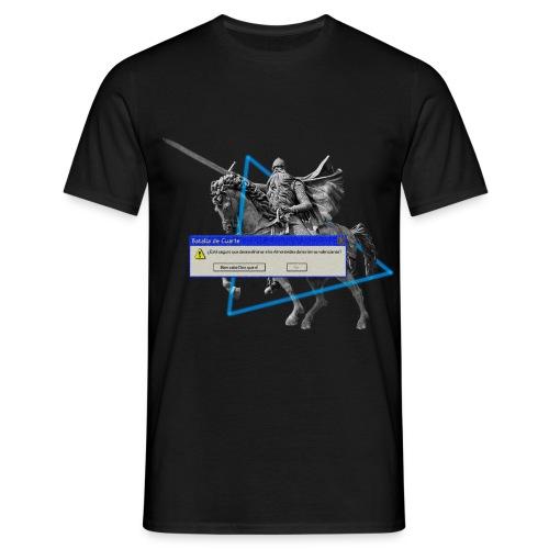 El CID (Vaporwave) - Camiseta hombre