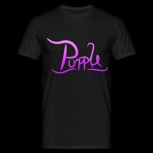 PurpleDesigns - Men's T-Shirt