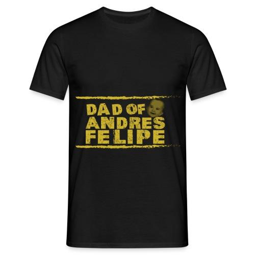 dad Andres2 - Camiseta hombre