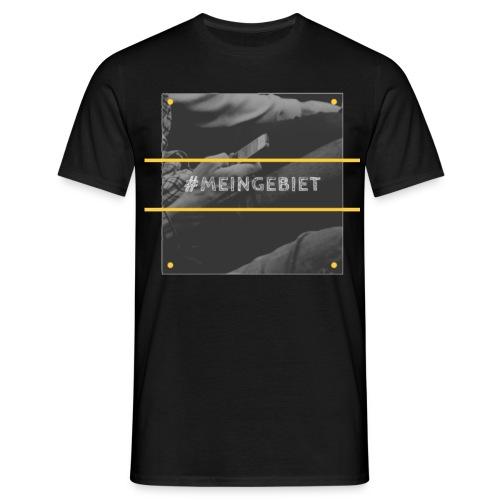 MeinGebiet - Männer T-Shirt